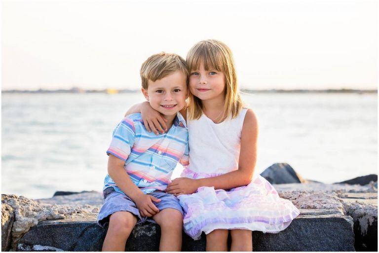 Longport Family Photographer