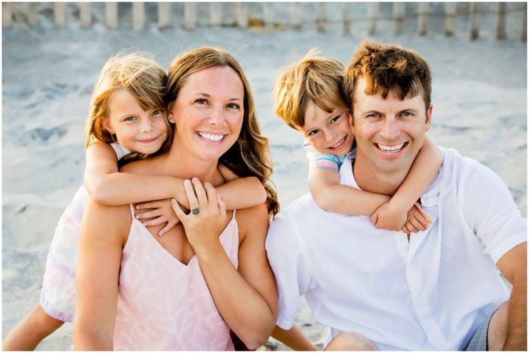 Family Photography in Longport NJ