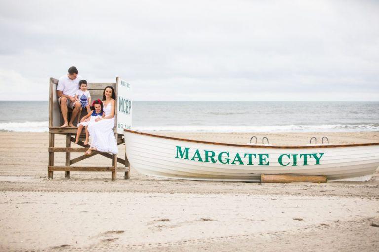 Margate City Family Photographer