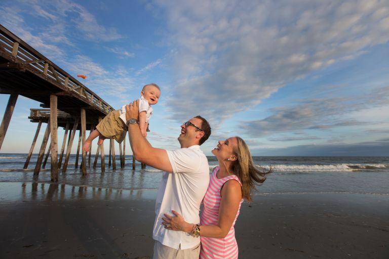Ocean City NJ Family Beach Photographer