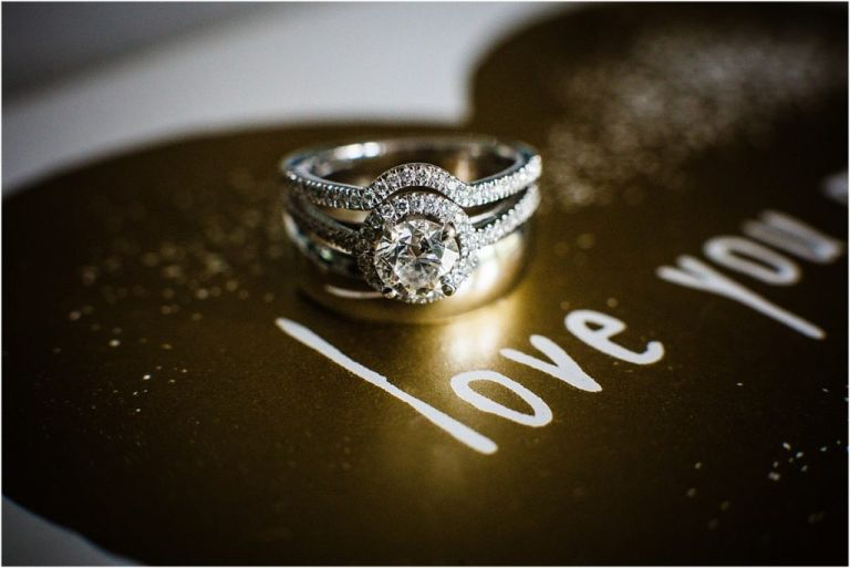 Ring photo at Abbie Holmes Estate Wedding in NJ