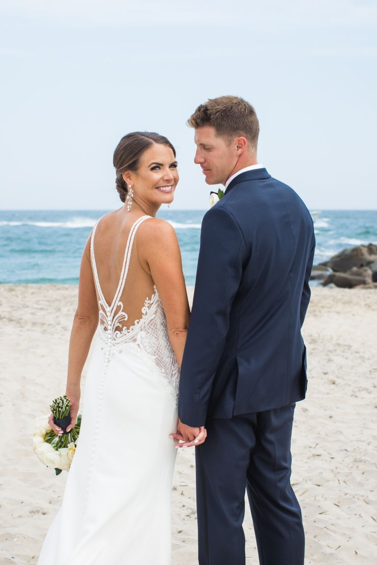 NJ Beach Wedding Photographer