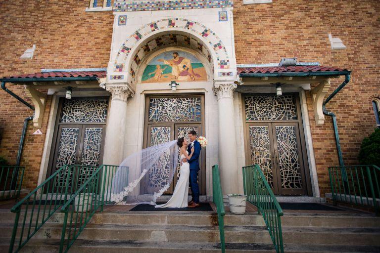 Ocean City Yacht Club Wedding photographer