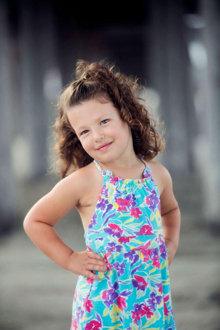 Ocean City NJ Beach Children and Family Photographer