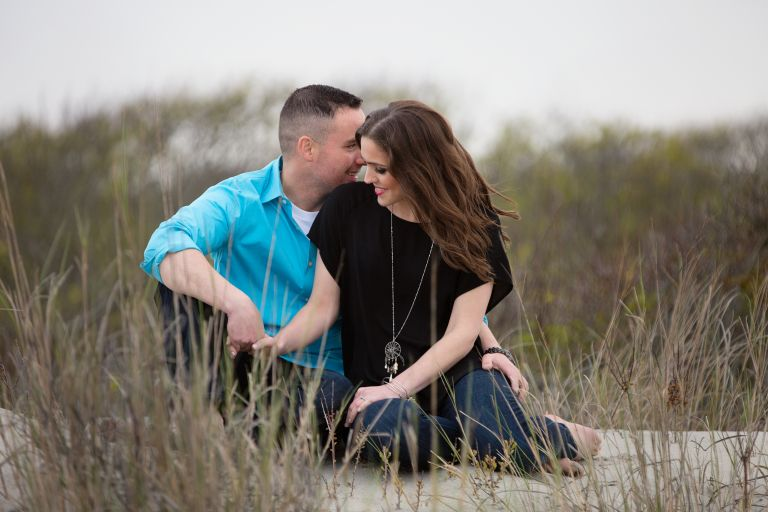 NJ Engagement Photographer Ocean City