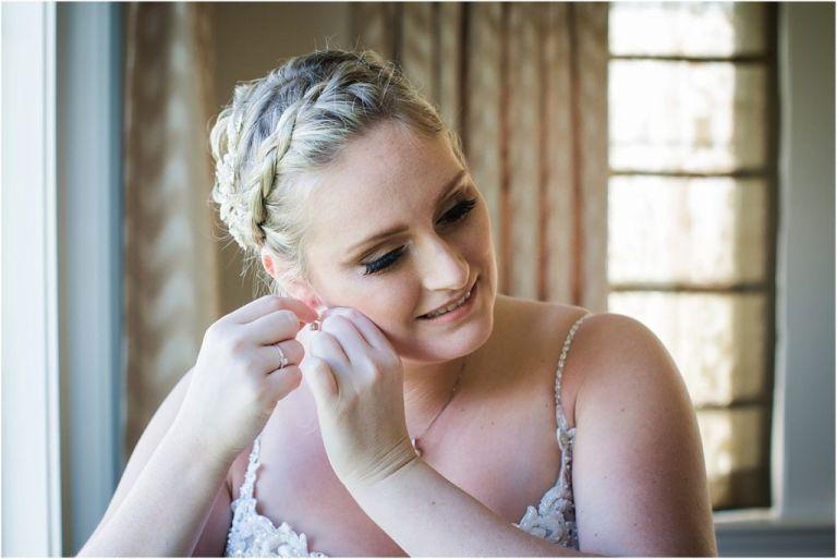 Ac Country Club Wedding Bridal Prep