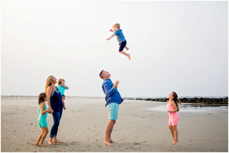 Best Family Photographer in Ocean City NJ