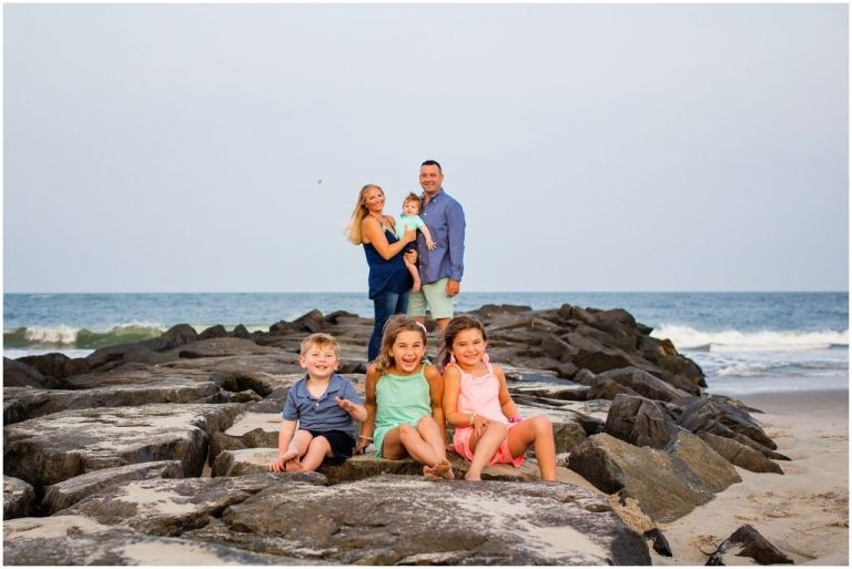 Ocean City NJ Family Photography