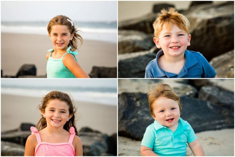 NJ Family Beach Photographer