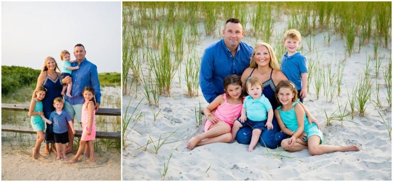 Ocean City NJ Family Photographer