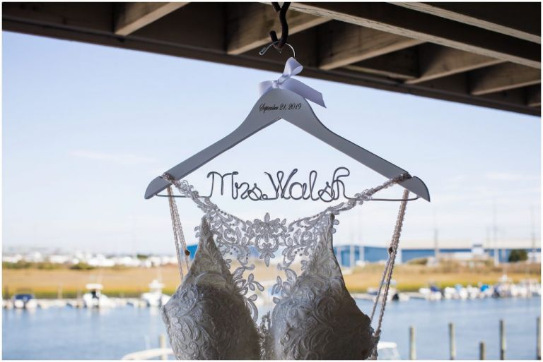 Wedding Dress in Sea Isle City