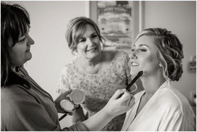 Gina Jost makeup artist