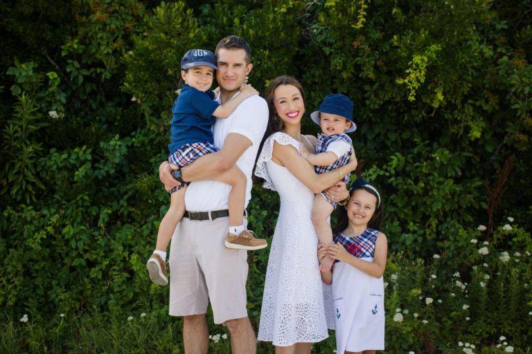 Family Photos in Stone Harbor NJ