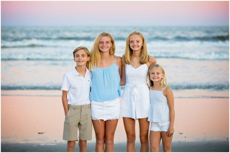 Stone Harbor NJ Family Photographer