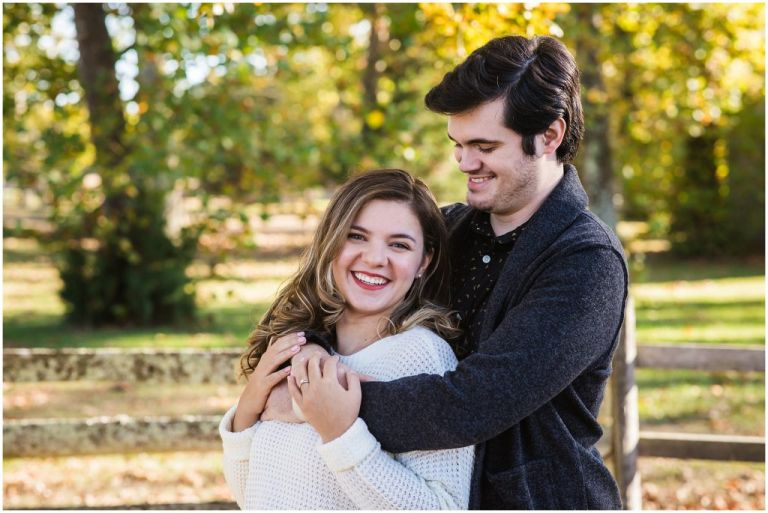 Engagement Photography in Batsto Village