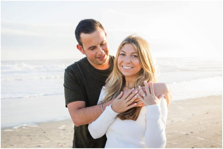 Margate City Engagement Photos
